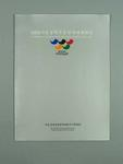 Booklet, ''The Emblem of the International Games for the Disabled Seoul 1988''