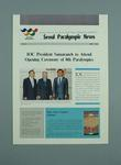Newsletter, Seoul Paralympic News - 10 June 1988