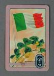 1956 Melbourne Olympic Games Swap Card - Eire