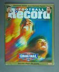 "Magazine, ""Football Record"" - 1998 AFL Grand Final"