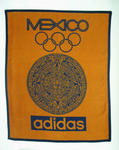 1968 Olympic Games blanket