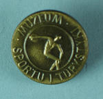 Lapel pin, Polish Museum of Sports & Tourism