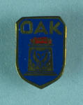 Badge, Cyprus Olympic Committee & Cyprus National Olympic Academy