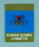 Badge, Korean Olympic Committee