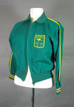 1964 Olympic Games Australian team tracksuit top, worn by Pam Kilborn