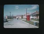 Colour slide depicting 1956 Olympic Village