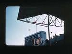 Colour slide: 1956 Melbourne Olympic Games, 20 km Walk Final Placegetters