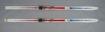 Pair of Rossignol Roc 550 Skis used by Malcolm Milne in 1972 Winter Olympic Games