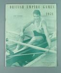 Report on Rowing at the British Empire Games, 1958