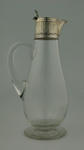 Claret jug, presented to A J Webbe by W G Grace