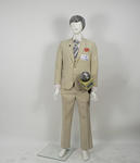 Costume worn by the Richie Benaud fan group, 'The-Richies' co-founder Michael Hennessy, 2010 to 2019.
