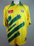 Australian limited overs shirt, 1999 Cricket World Cup