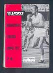 "Magazine, ""International Athletics Annual 1957"""