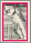 1974 Sunicrust Cricket - Australia v England, Ray Bright trade card