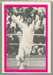 1974 Sunicrust Cricket - Australia v England, Alan Knott trade card