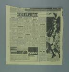 "Newspaper clipping, ""1974 VFL Lists"""