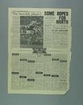 """Newspaper clipping, """"VFL Club Lists for 1973"""""""