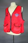 Photographer's vest, 1996 AFL Grand Final