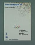 Booklet, Revue Olympique - Hockey 1984