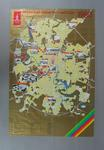 Poster, 1980 Moscow Olympic Games venues