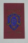 Card presented to Haydn Bunton by Fitzroy FC, 1931-32 Brownlow Trophy winner