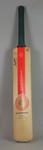 Cricket bat, autographed,  used  by David Boon during 1994-95 Test Series