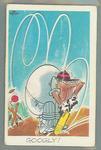 1972 Sunicrust Cricket - Comedy Cricket, Googly trade card