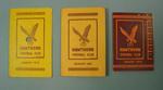 Ten Hawthorn FC season tickets, 1961-78