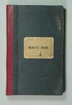 Victorian Football League minute book, 1897-99