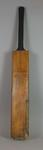 Cricket bat thought to have been used by Sam Loxton in 1946-48.