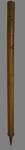Stump used during 3rd Test Australia v West Indies in Brisbane 1931.