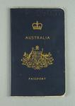 Australian Passport issued to Rupert Bates on 9 March 1978.