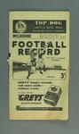 Booklet - 'The Football Record' Vol 35, No. 23, 4 September 1948