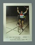Photograph of Sid Patterson, 1962 Austral Wheel Race Winner