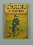 Small hard cover book - 'Cycling in Posters' - by Jan Michael, published by V.O.C.-Angel Books, 1980