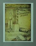 Poster, 1896 Athens Olympic Games