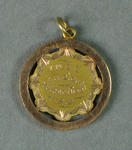 Medal presented to G F Wright, VMCC and AMC Cup 24 hr Trial 1919 - Harley Davidson full points