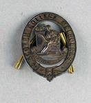 Scotch College badge, c1890s
