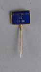 Ashbury 8 Club pin