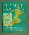 Magazine - Olympic Games 1956, Melbourne