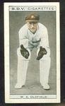 1933 Godfrey Phillips (BDV) Who's Who In Australian Sport William Oldfield & Austin Robertson trade card