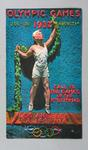 Poster - 1932 Olympic Games, Los Angeles California