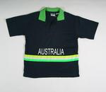 Shirt - worn by Lachlan Jones 1996 Atlanta Paralympic Games