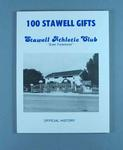 """Book, """"100 Stawell Gifts"""""""