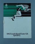 Programme, Stawell Easter Gift 1982