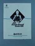 Programme, Stawell Easter Gift 1984