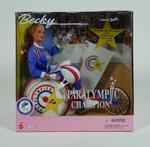 Doll -  Paralympic Becky Doll Australia 2000