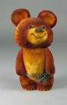 Toy, 1980 Moscow Olympic Games mascot - Misha