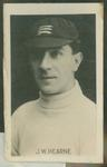 1923 CHUMS Periodical CHUMS Cricketers John Hearne trade card