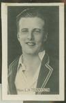 1923 CHUMS Periodical CHUMS Cricketers Lionel Tennyson trade card